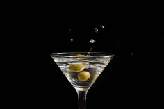 In this extra-dirty take on the classic martini, we combine equal parts gin and dry vermouth with a generous pour of olive brine. It makes for a mellower cocktail with a salty-smooth and crisp finish: a savory pick-me-upper for gin lovers like me, who can't quite handle the fiery stiffness of its drier cousin.
