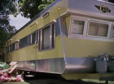 Lucille Ball's, The Long, Long Trailer - New Moon. I would so love this!