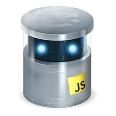 Dave, JS Bin Bot mascot - use JS Bin to illustrate or work in Java with live output through a web browser.