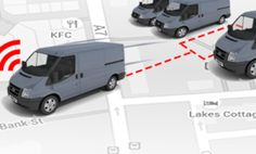 RFID GPS Tracking device with free GPS tracker app track your car and do driver identify, to make fleet tracking and car security be more convenient.