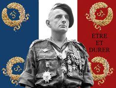 Leiden, Marcel, Etat Major, Grand Chef, French Foreign Legion, French General, Paratrooper, France, History