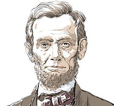 Famous Bipolar People - Abraham Lincoln