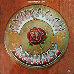 The Grateful Dead - American Beauty (1970)