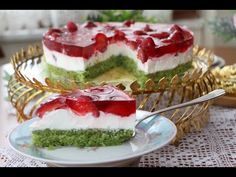 YouTube Cheesecake, Youtube, Desserts, Food, Tailgate Desserts, Meal, Cheese Cakes, Dessert, Eten