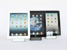 Since the introduction of the iPhone 5, consumers have been rallying in large numbers to complain that all their docks and cables will now become obsolete and useless. CompleteDock changes all that with their simple interchangeable connections to allow docking for a wide range of devices.