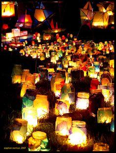 Lanterns  Photo by: Stephen Norman