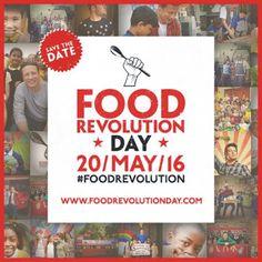 Alimentação Integrativa - Receitas para Viver Bem: FOOD REVOLUTION DAY