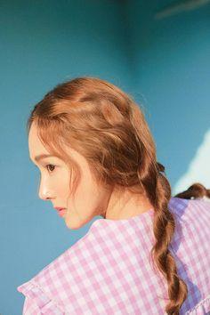 Jessica & Krystal, Jessica Jung, South Korean Girls, Korean Girl Groups, Blanc And Eclare, Ice Princess, Happy Summer, Snsd, American Singers