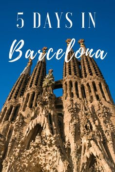 Follow us on our journey through Barcelona with a toddler. We absolutely love it and we're sure you will too! Check it out.