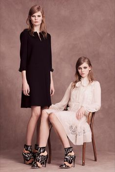 Sfilata Alberta Ferretti New York - Pre-collezioni Primavera Estate 2017 - Vogue