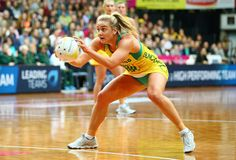 Liz Watson of the Diamonds in action during the 2017 Netball Quad Series between the Australia Diamonds and the South Africa Proteas at AIS on August 2017 in Canberra, [CONTRY]. Celebrity Photos, Celebrity News, Dimonds, First Site, Netball, Sport Girl, Sports Women, Quad, South Africa