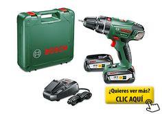 Bosch PSB 18 Li-2 - Atornillador/taladro de... #taladro