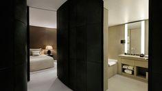 Una de las suites del hotel Armani de Dubai.