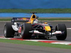 2005 Red Bull RB1 - Cosworth (Christian Klien)
