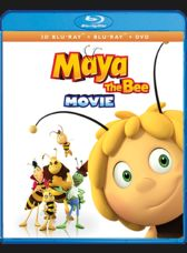 Maya the Bee Movie from Shout! Factory  Shout! Factory would like to offer one of my readers to win their own copy of the Maya the Bee Movie DVD + Blu-Ray combo set.  This giveaway will run from May 16th, 2015 to June 6th, 2015 (midnight EST). Winner, You have 72 hours to reply. You must be 18+ Open to Canadians and U.S. only Good Luck!
