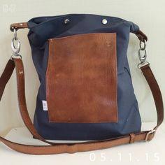 """I sewed a new bag for myself. #sew #sewing  #sewingbag #bag #nähen"
