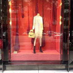 """BURBERRY, Chicago, Illinois """"What She'll Wear"""", photo by Kristin, pinned by Ton van der Veer"""