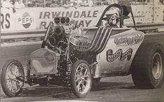 Vintage Drag Racing - Altered