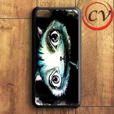 Chesire Cat Art iPhone 5C Case