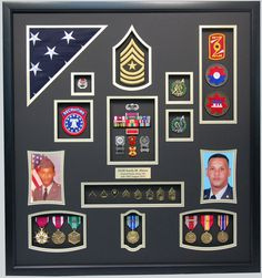 Military Memories and More – US Army Recruiter Shadow Box, Contact Us For Your Own (www.militarymemor…) Source by Military Retirement Parties, Retirement Gifts, Retirement Ideas, Diy Shadow Box, Shadow Box Frames, Military Signs, Military Crafts, Military Mom, Army Mom