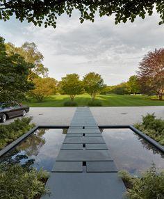 edmund hollander landscape architects / zen cottage, hamptons