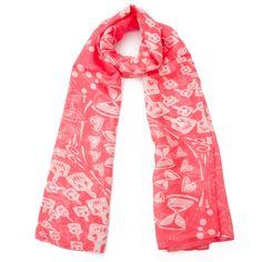 Sal Matase Coral Love - Saluri - lei84.50 - www.thescarfstreet.com #thescarfstreet #esarfe #esarfa #scarf #fular #moda #modadama #romania #fashion Romania, Alexander Mcqueen Scarf, Coral, Fashion, Moda, Fashion Styles, Fasion