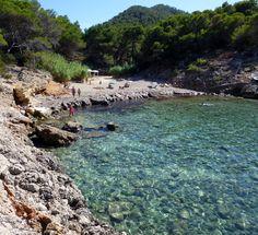 Cala Xuclar, Ibiza