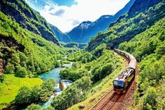 15 Beautiful Train Journeys Across The World You Have To Travel On!
