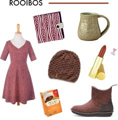Tea Inspired Gift Guide // What's your favorite fair trade tea? Find the perfect gift to fit the personality! Rooibos