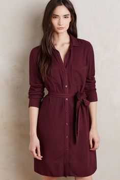 Hearth Shirtdress