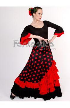 b205856c0 16 mejores imágenes de Vestidos y Faldas de Flamenca y Sevillana ...