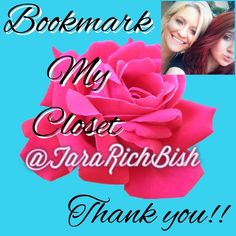 "💗Welcome to my closet💗 Hello everyone! My name is Tara. Some of my favorite brands are Rebecca Minkoff, Charlotte Russ, Jeffrey Campbell, True Religion & Ann Taylor.  Thank you for introducing yourselves. I look forward to getting to know you! Sending Love from Texas! Please ""like"" this listing to bookmark my closet for future reference. Catch ya later alligator! 😘 Other"