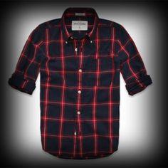 abercrombie メンズ シャツ アバクロ saranac lake shirt シャツ-アバクロ 通販 ショップ-【I.T.SHOP】 #ITShop