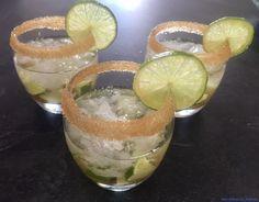 Caïpirinha (Cocktail brésilien) Colombian Cuisine, Brazilian Cuisine