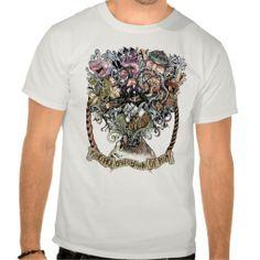 Seasick (v2) tshirt
