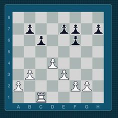 [18] Chess - Tactics: Pawn Structure
