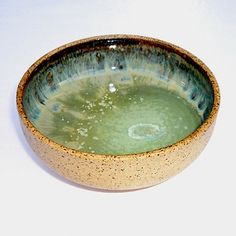 pretty color Stoneware Bowl