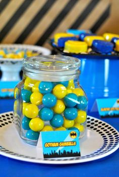 Lego Batman Gotham Gumballs from One Swell Studio