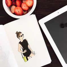 You attract the energy that you give off. Spread good vibes. Thinks positively. Enjoy life. 🍓 #draw #design #drawing #drawingoftheday #art #artist #artwork #lifestyle #like4like #moda #moleskine #mymoleskine #instagram #instagramer #instagrammers #illustration #character #sketch #sketches #sketching #sketchbook #streetstyle #photo #dibujos #dibujo #artwork #cute #girl #energy #lawofattraction #attraction
