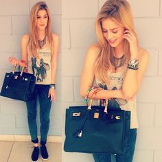 FleetWood Mac (by Sophia Abrahão) http://lookbook.nu/look/3999076-FleetWood-Mac
