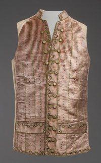 Philadelphia Museum of Art - Collections Object : Man's Waistcoat