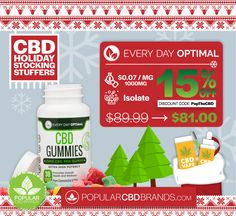🎅The holiday season is here, and time to stuff those stockings 🎁I wonder if Santa delivers CBD? 🤔If not, give the gift of relaxation with Every Day Optimals CBD gummies. ☃️ GET 15 OFF with code: POPTHECBD 🏷❄️ Perfect Image, Perfect Photo, Love Photos, Cool Pictures, Stocking Stuffers, Thats Not My, Pure Products, My Love, Presents