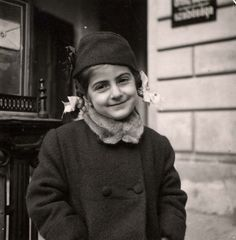 Florika Liebmann was sadly murdered in the Holocaust in 1944 at age 10.