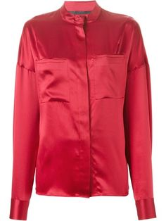 HAIDER ACKERMANN 'Dali' Shirt. #haiderackermann #cloth #shirt
