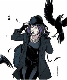 Say hello to my official Raven based on one of the pictures released in the last week. How excited are you for the premiere? Teen Titans Fanart, Teen Titans Go, Teen Titans Raven, Marvel Dc Comics, Anime Comics, Teen Titans Tv Series, Starfire And Raven, Robin Starfire, Gabriel Picolo