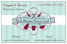 No1 Steam Team Ltd.  A Female cleaning service, who can offer a friendly and reliable service with affordable prices.  We Offer:- *FLOOR CLEANING *CARPET STEAMING *KITCHEN/BATHROOMS *WINDOWS *GARMENTS/BEDDING *MATTRESSES  *KILLS UP TO 99% OF BACTERIA *WE USE TAP OR DISTILLED WATER *DEODORIZES & HELPS SANITIZE  PLEASE VISIT OUR WEBSITE TO FIND OUT ABOUT OUR DISCOUNTS, FREEBIES AND LOYALTY SCHEME.  www.no1steamteam.com