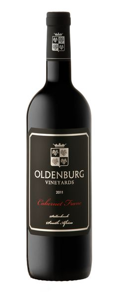 friendly and fresh: Oldenburg Cabernet Franc value, 81 points. South African Wine, Oldenburg, Wines, Red Wine, Vineyard, Alcoholic Drinks, Bottle, Glass, Fresh
