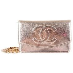 Chanel Wallet On Cha