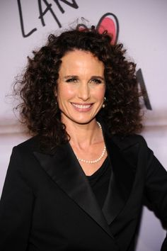 Mother of three Andie MacDowell says positive thinking, sunblock, yoga and a little help from L'Oreal's Visible Lift Serum Absolute Advanced Age-Reversing Makeup keep her feeling on top of her game. The South Carolina native spends a lot of time with her family, too—including her eldest daughter, aspiring actress Rainey Qualley.