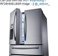 Samsung smart fridge opens Gmail login to hackSecurity Affairs